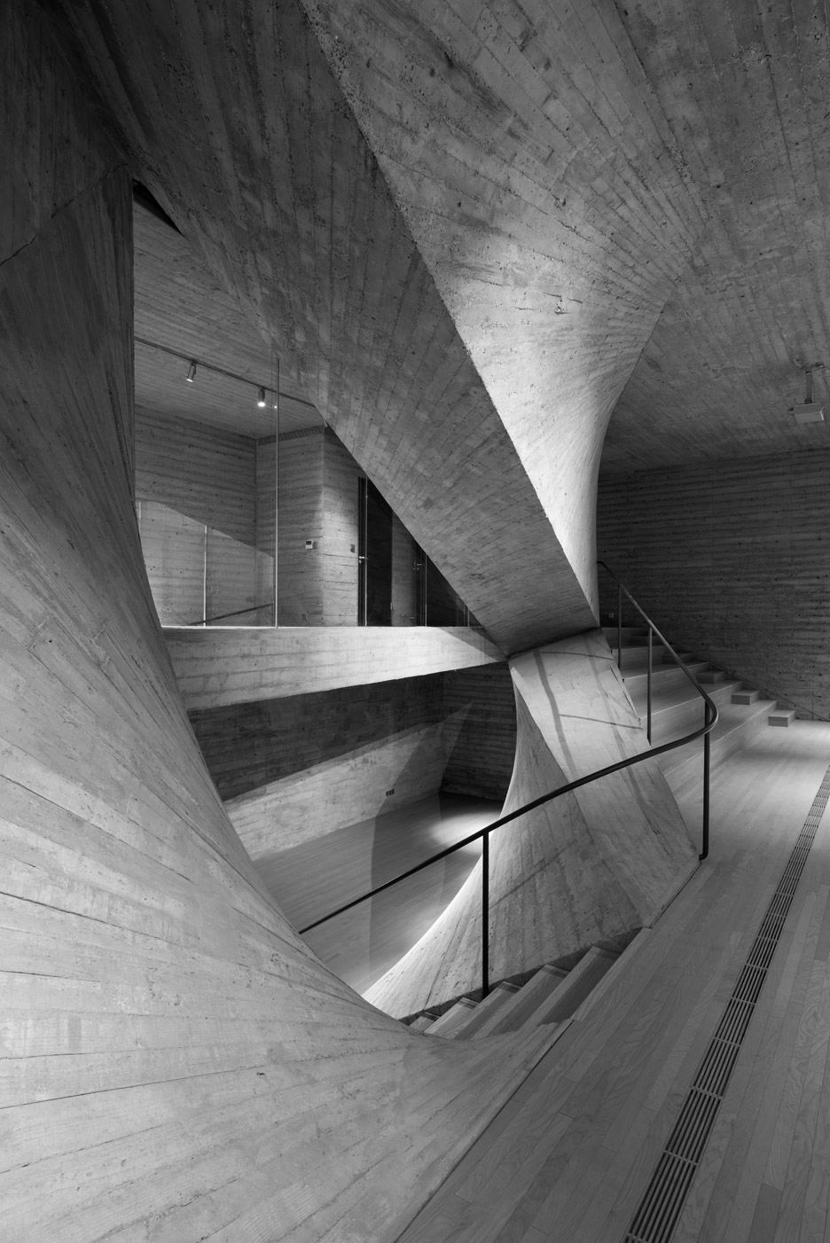 Cbf Cement Board Fabricators Residential Projects: Archi-union Architects